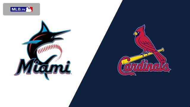 Miami Marlins vs. St. Louis Cardinals