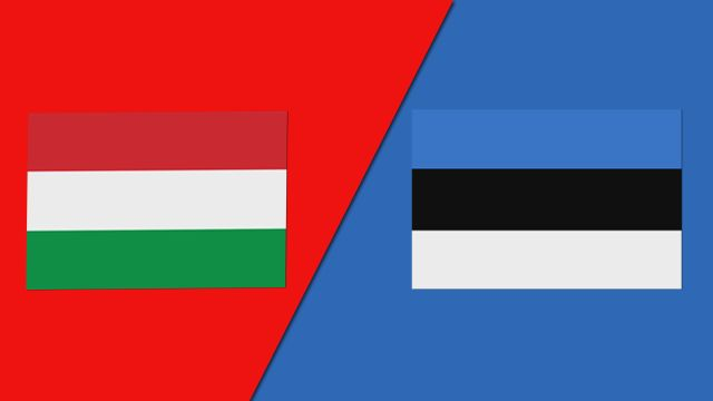 Hungary vs. Estonia (UEFA Nations League)