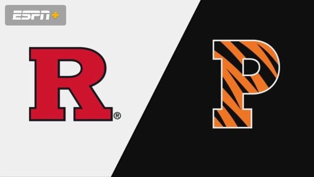 Rutgers vs. Princeton (Wrestling)