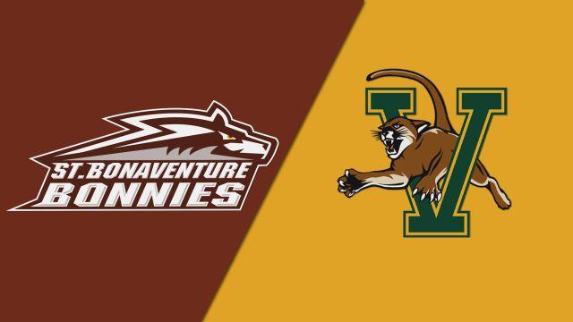 St. Bonaventure vs. Vermont (M Basketball)