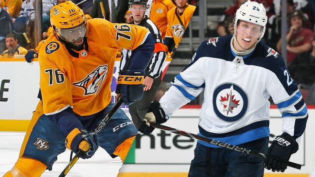 Nashville Predators vs. Winnipeg Jets