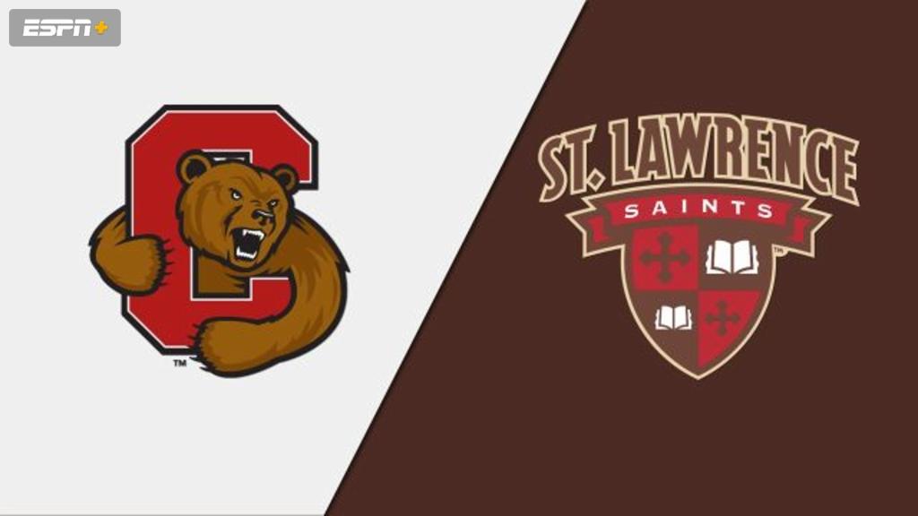 #3 Cornell vs. St. Lawrence (W Hockey)