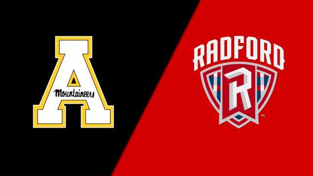 Appalachian State vs. Radford (Baseball)