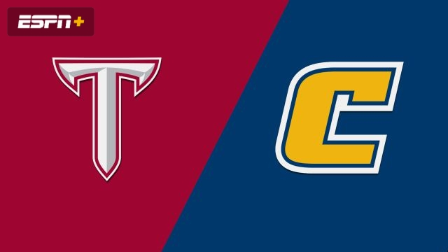 Troy vs. Chattanooga (M Basketball)