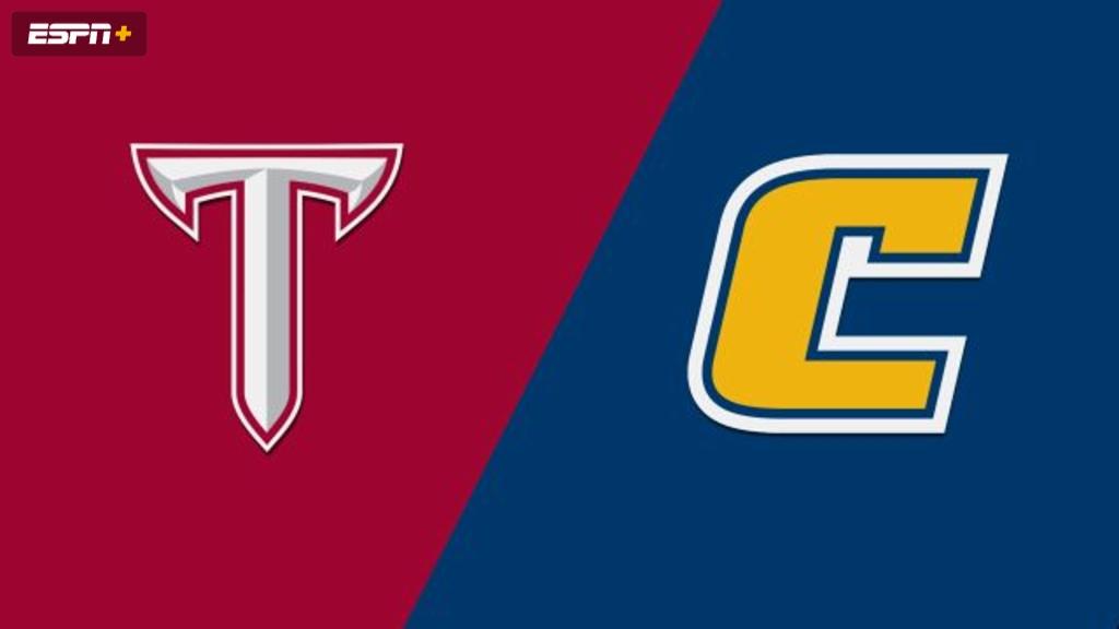 Troy vs. Chattanooga (M Basketball)