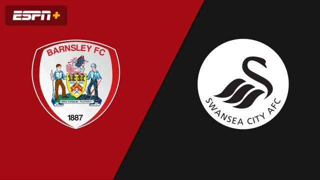 Barnsley vs. Swansea City (English League Championship)