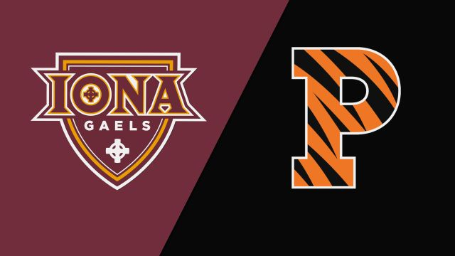Iona vs. Princeton (Northeast Water Polo Conference Tournament)