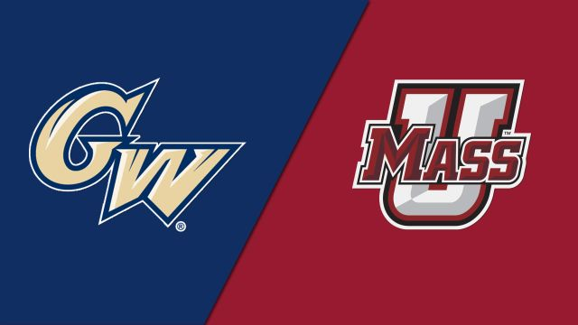 George Washington vs. UMass (W Lacrosse)