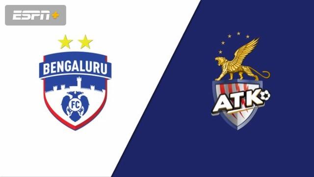 Bengaluru FC vs. ATK (Semi Finals - Leg 1)
