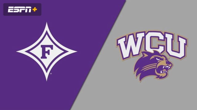 Furman vs. Western Carolina (W Basketball)