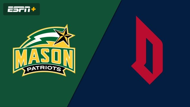 George Mason vs. Duquesne (W Basketball)