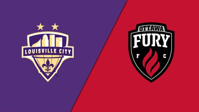 Louisville City FC vs. Ottawa Fury FC (USL Championship)