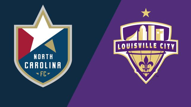 North Carolina FC vs. Louisville City FC