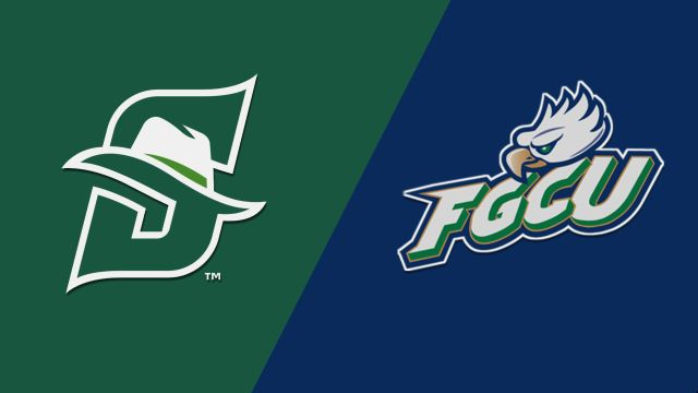 Stetson vs. Florida Gulf Coast (M Basketball)