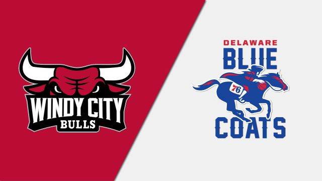 Windy City Bulls vs. Delaware Blue Coats