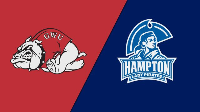 Gardner-Webb vs. Hampton (W Volleyball)