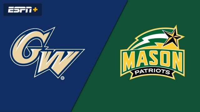 George Washington vs. George Mason (W Soccer)