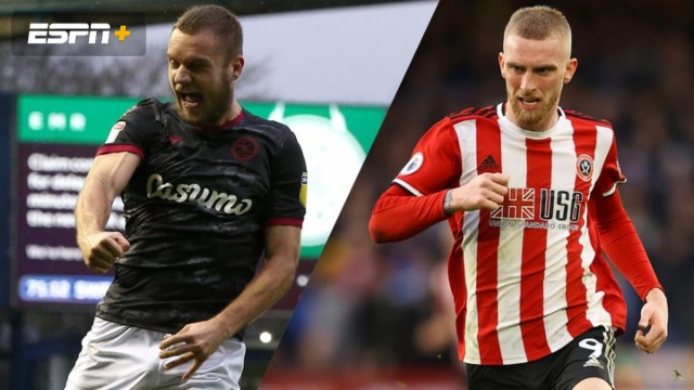 In Spanish-Reading vs. Sheffield United (5th Round) (FA Cup)