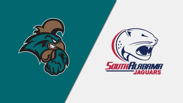 Coastal Carolina vs. South Alabama (Football)