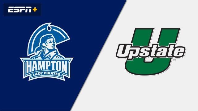 Hampton vs. USC Upstate (W Soccer)