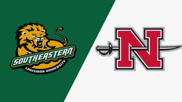 Southeastern Louisiana vs. Nicholls (Game #9)