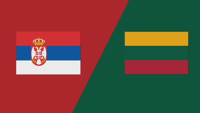 Serbia vs. Lithuania (UEFA Nations League)