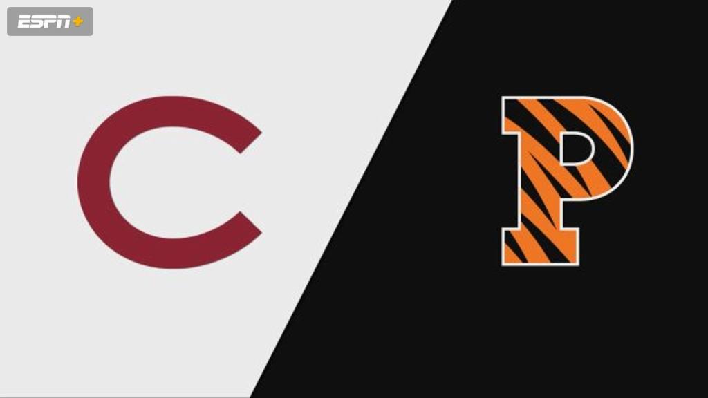 Colgate vs. #6 Princeton (W Hockey)
