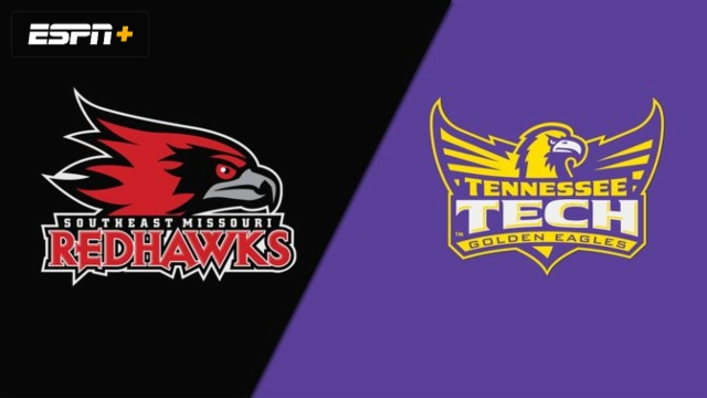 Southeast Missouri State vs. Tennessee Tech (M Basketball)