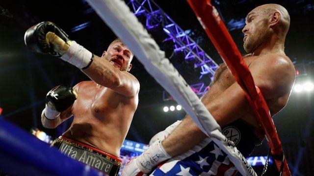 Fury vs. Schwarz Main Event