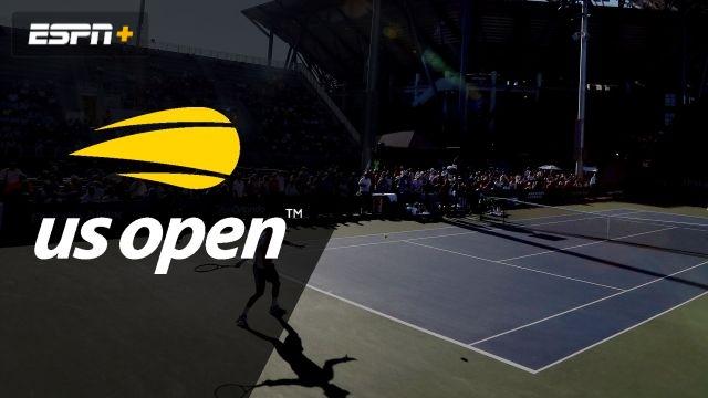 5) Svitolina vs  (16) Konta (Women's Quarterfinals) - WatchESPN