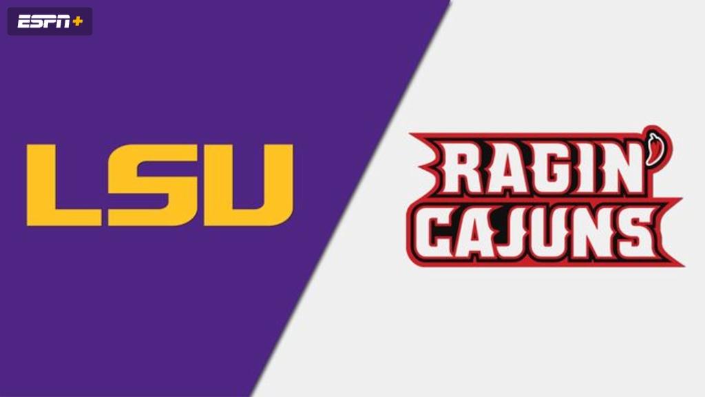 #7 LSU vs. #14 Louisiana (Softball)