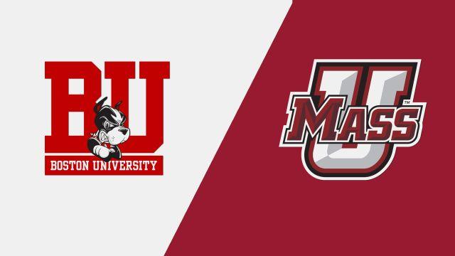 Boston University vs. UMass (W Basketball)