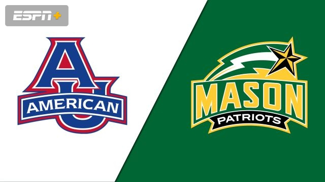 American vs. George Mason (W Basketball)