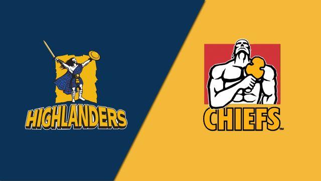 Highlanders vs. Chiefs