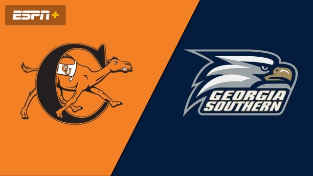 Campbell vs. Georgia Southern (M Soccer)