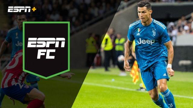 Thu, 8/22 - ESPN FC