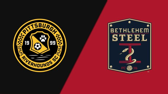Pittsburgh Riverhounds SC vs. Bethlehem Steel FC (USL Cup Playoffs)