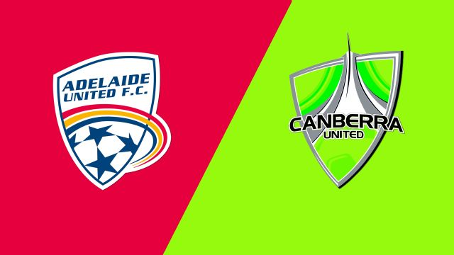 Adelaide United vs. Canberra United (W-League)