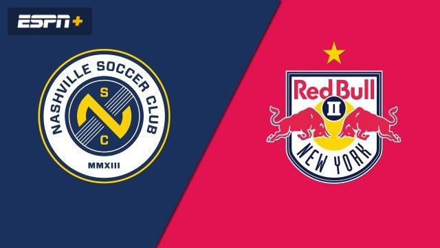 Nashville SC vs. New York Red Bulls II (USL Championship)