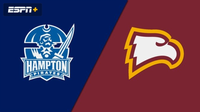 Hampton vs. Winthrop (M Basketball)
