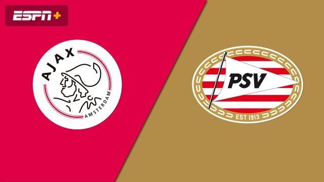 Ajax vs. PSV (Eredivisie)