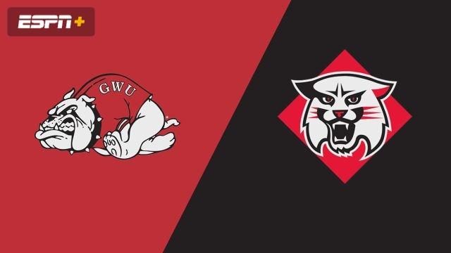 Gardner-Webb vs. Davidson (W Soccer)