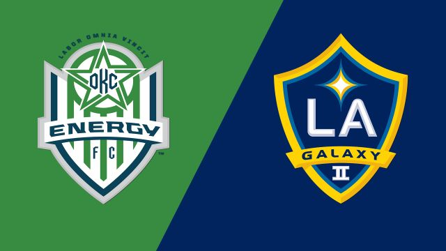OKC Energy FC vs. LA Galaxy II