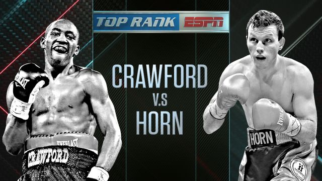 Top Rank Boxing on ESPN: Crawford vs. Horn Official Press Conference