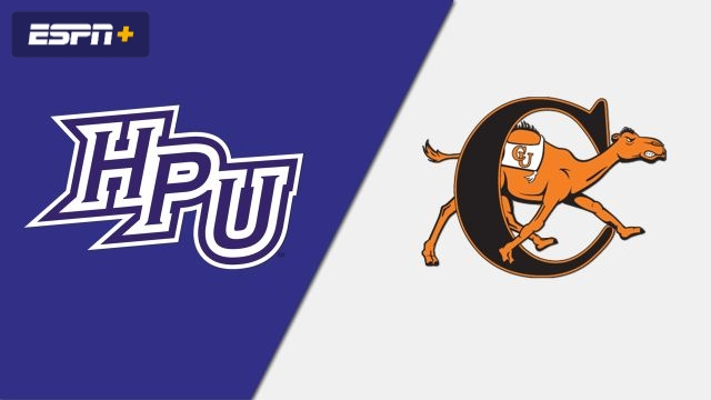 High Point vs. Campbell (M Basketball)