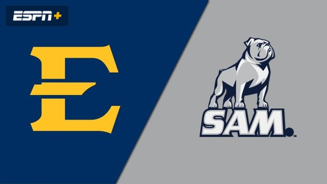 East Tennessee State vs. Samford (W Volleyball)