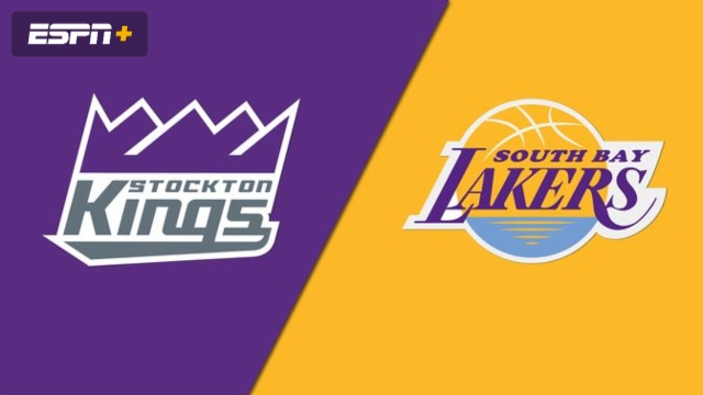 Stockton Kings vs. South Bay Lakers