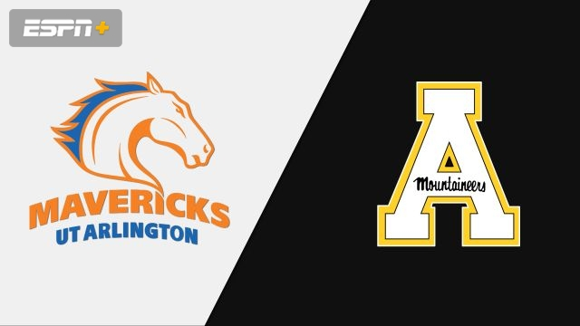 UT Arlington vs. Appalachian State (First Round) (W Volleyball)