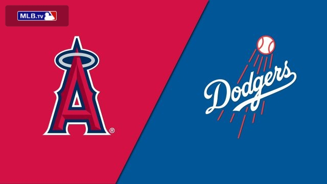 Los Angeles Angels of Anaheim vs. Los Angeles Dodgers