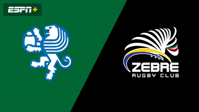 Benetton vs. Zebre Rugby Club (Guinness PRO14 Rugby)